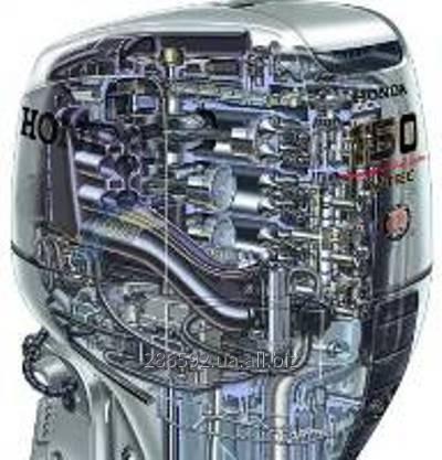 Заказать Ремонт, обслуживание и послегарантийное обслуживание лодочных моторов