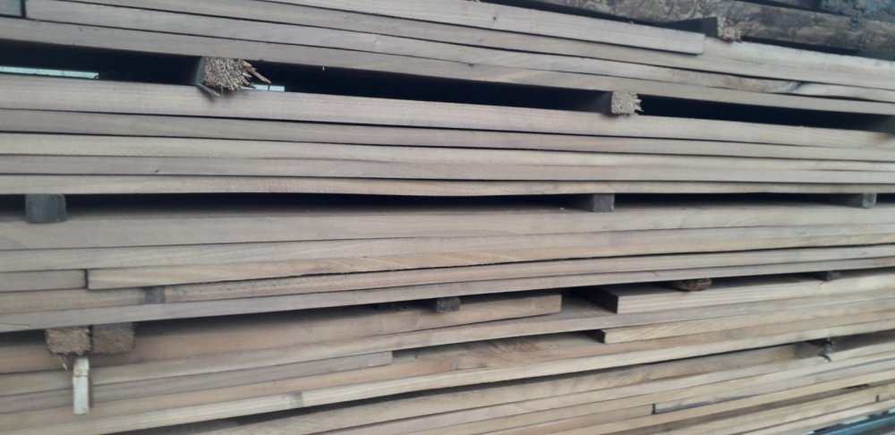 Заказать Термообработка древесины (услуги термической обработки древесины)