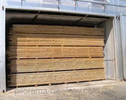Заказать Сушка древесины, услуги сушки дерева