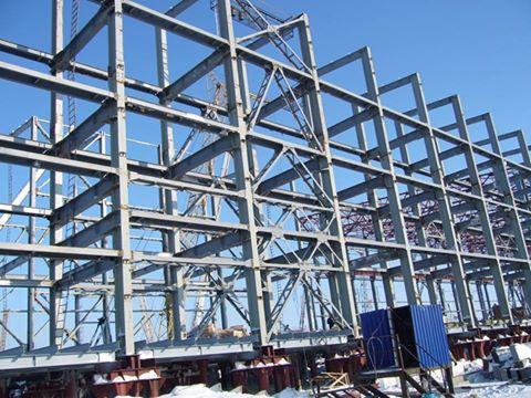 Производство металлоконструкций в Украине