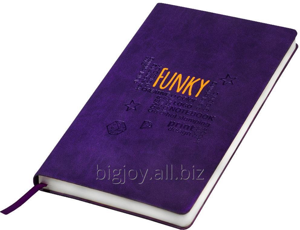 Заказать Поставка блокнотов Funky TM21209/11/15