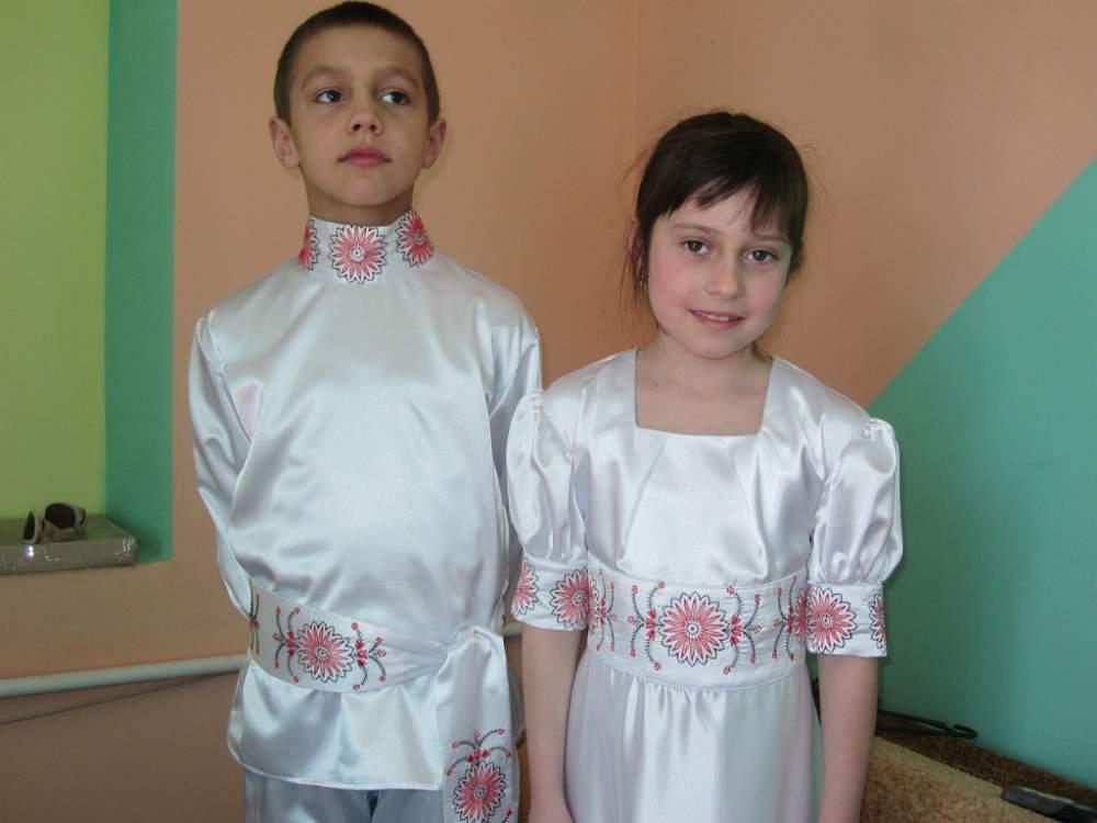 Заказать Пошив одежды для первого причастия на заказ Украина
