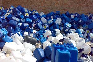 Заказать Предприятие на постоянной основе покупает у сельхозпроизводителей отходы канистры