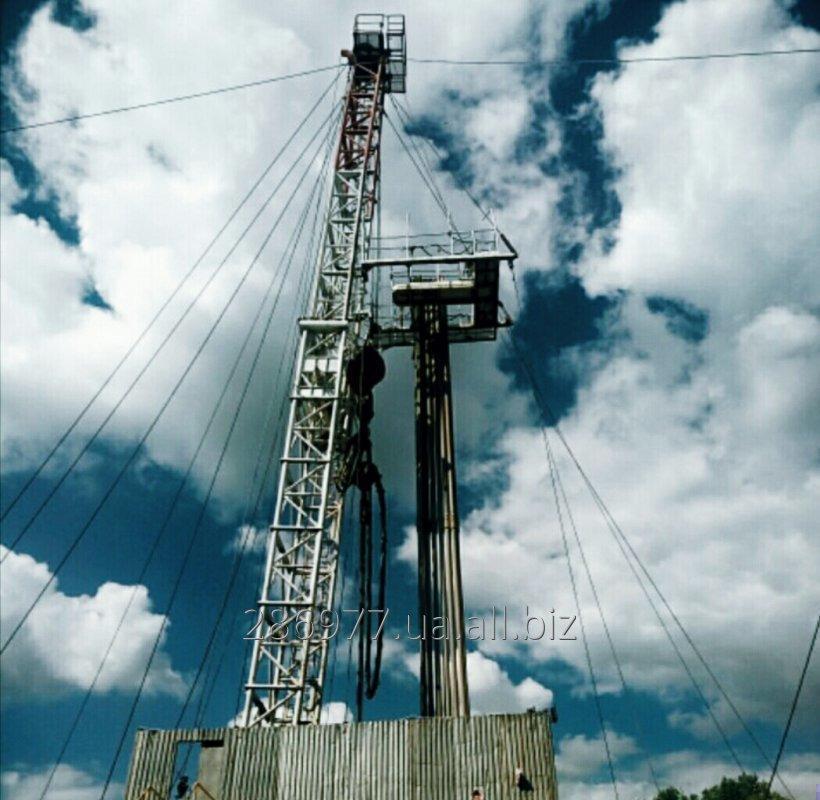 Заказать Буріння та капітальний ремонт газових та нафтових свердловин