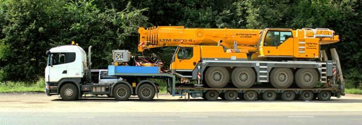 Заказать Негабаритные перевозки из Украины в Германию