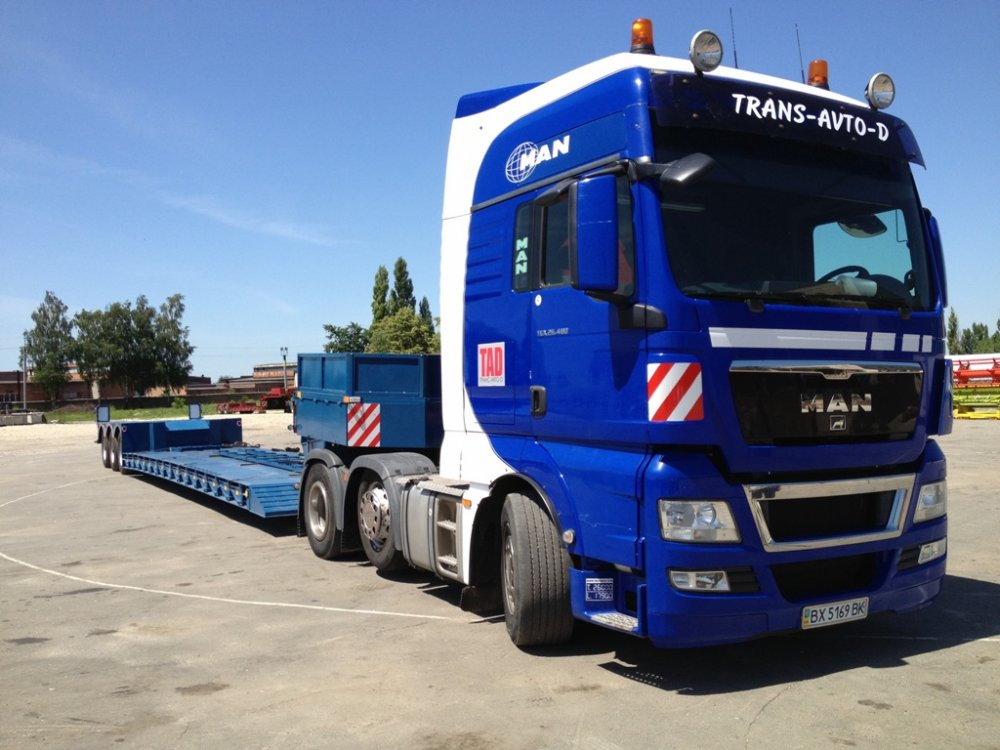 Order Oversized transportations from Ukraine to Slovenia