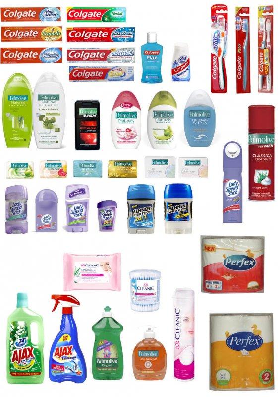 Заказать Оптовые поставки бытовой химии из європи