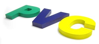 Фрезерная резка и гравировка ПВХ пластика