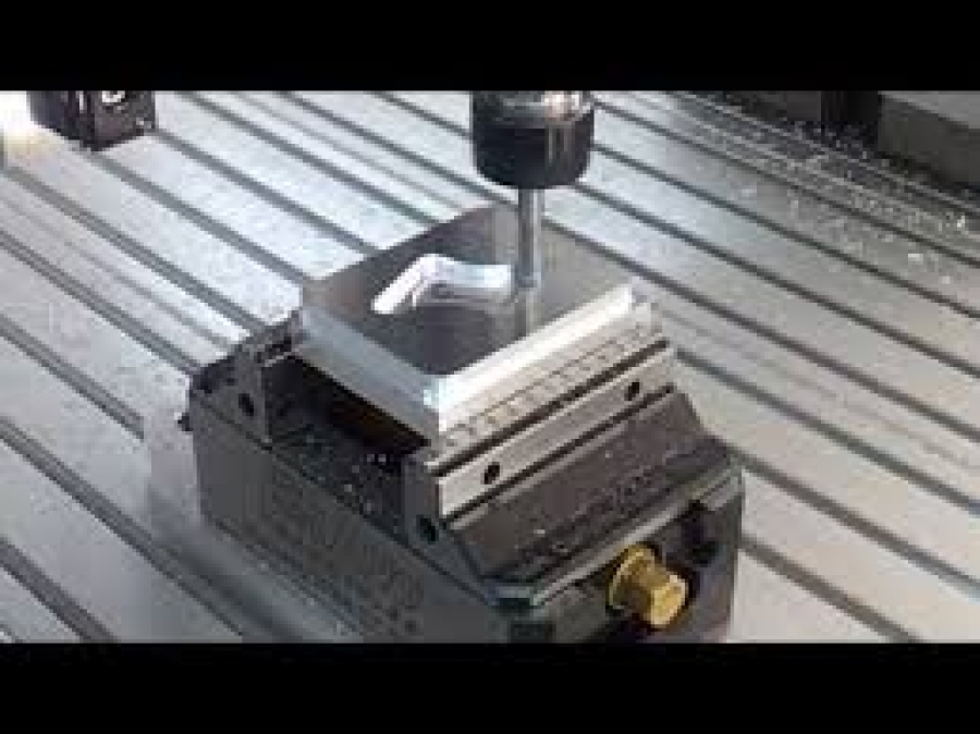 Обработка мягких металлов на фрезерном станке с ЧПУ