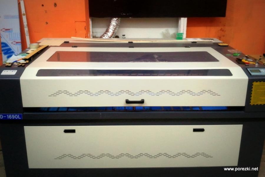 Технология лазерной резки и гравировки