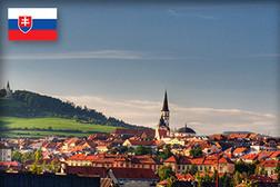 Заказать Словакия