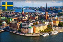 Заказать Швеция