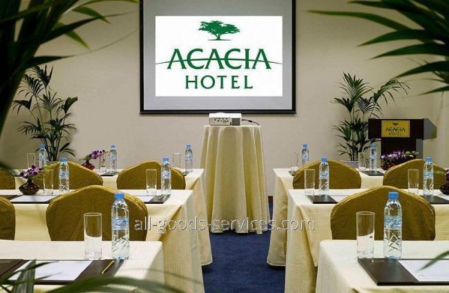 Заказать Acacia Hotel, Рас Аль Хайма, ОАЭ, 04.04.17