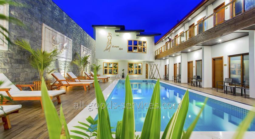 Заказать Kaani Village & Spa, Мале, Мальдивы, 07.04.17