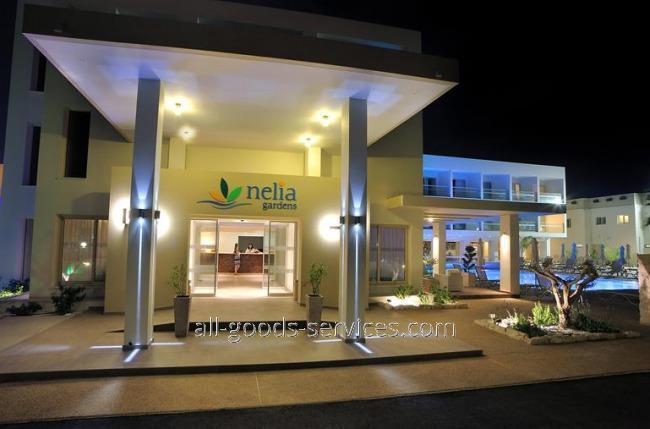 Заказать Nelia Gardens, Айя Напа, Кипр, 05.05.17