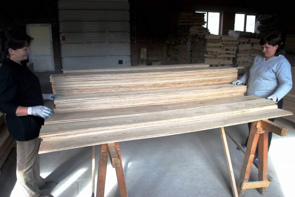 Заказать Распиловка дубовой древесины на ламель