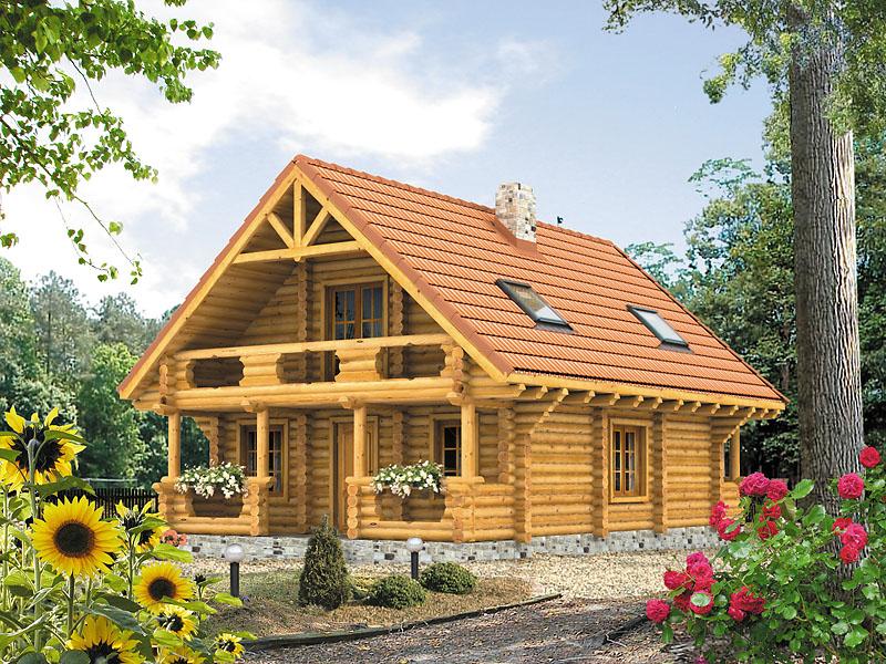 Заказать Строительство деревянного дома 42
