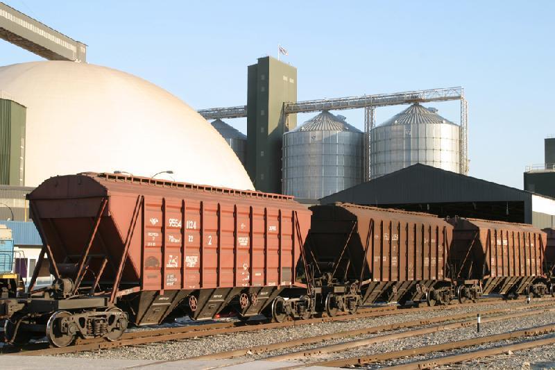 Заказать Ж.д.перевозки зерновых грузов
