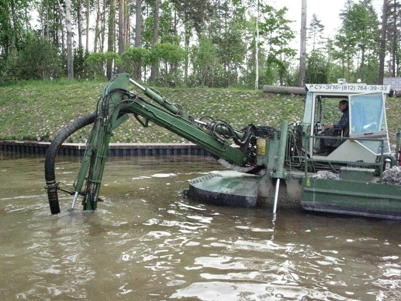Заказать Очистка рек