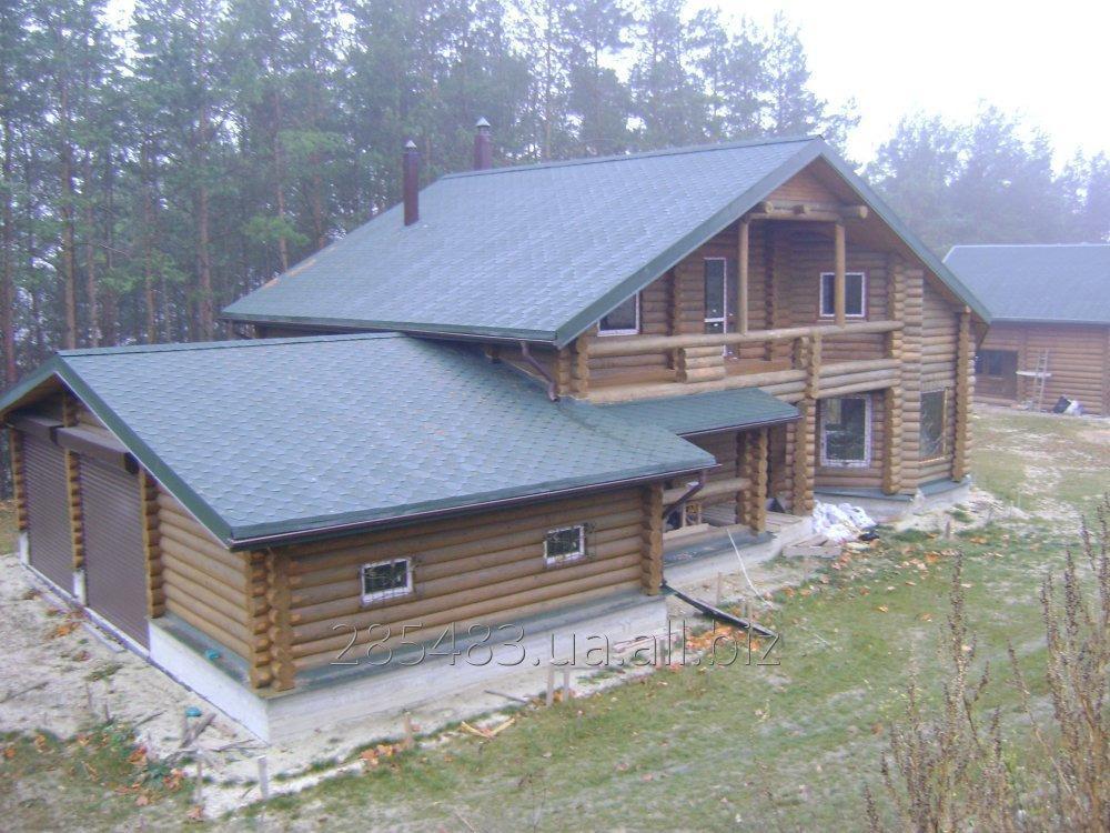 Заказать Строительство деревянных домов,бань