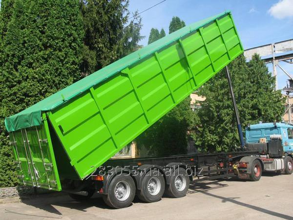 Заказать Услуги зерновозов: перевозка зерна в Украине