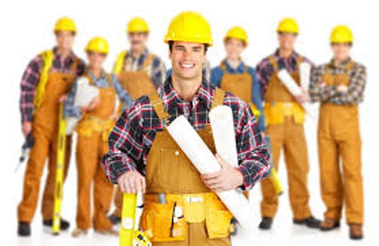 Заказать Специалисты строительных специальностей: каменщики, арматурщики, сварщики, фрезеровщики, слесари.