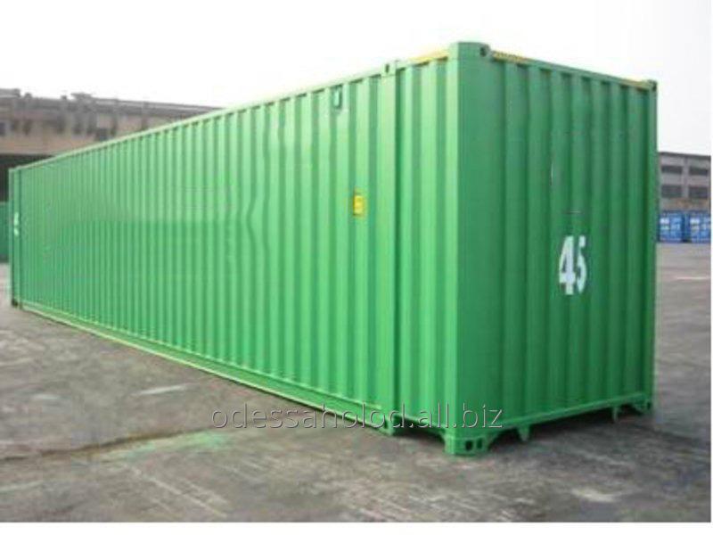 Заказать Аренда морских контейнеров в Украине