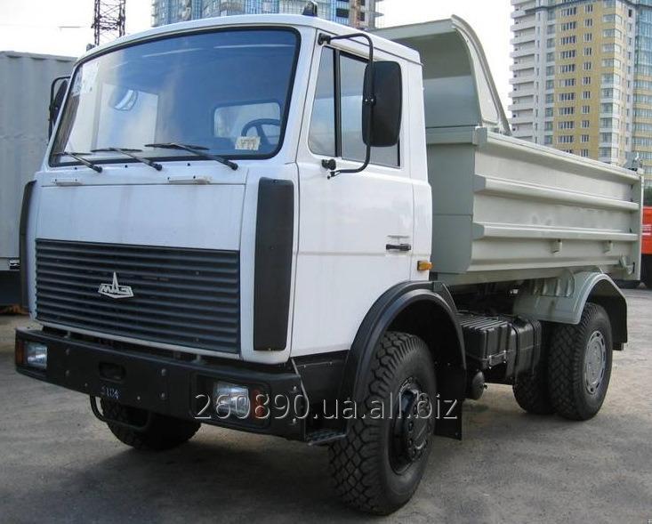 Заказать ГРУЗОПЕРЕВОЗКИ МАЗ, самосвал, грузоподъемность 10 т, объем кузова 6 м3 - 450 грн/час.