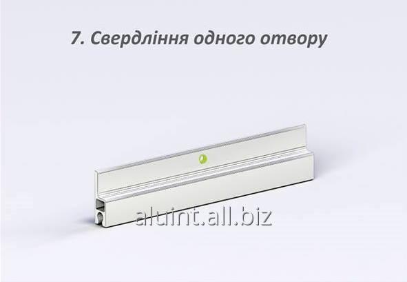Заказать Сверление отверстий