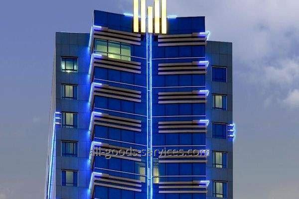 Заказать Copthorne Hotel Sharjahl, Шарджа, ОАЭ, 04.04.17