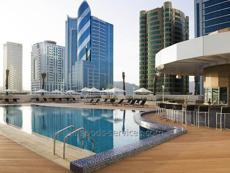 Заказать Novotel Hotel Fujairah, Фуджейра, ОАЭ, 04.04.17