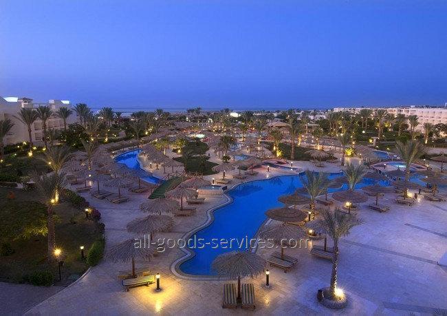 Заказать Hilton Hurghada Long Beach Resort, Хургада, Египет, 10.04.17