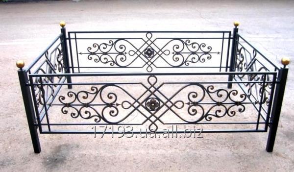 Заказать Изготовление оградок.