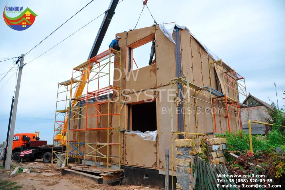 Заказать Строительство Экологического дома