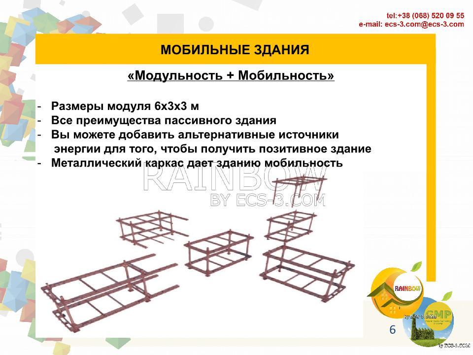 Заказать Строительство Мобильных зданий