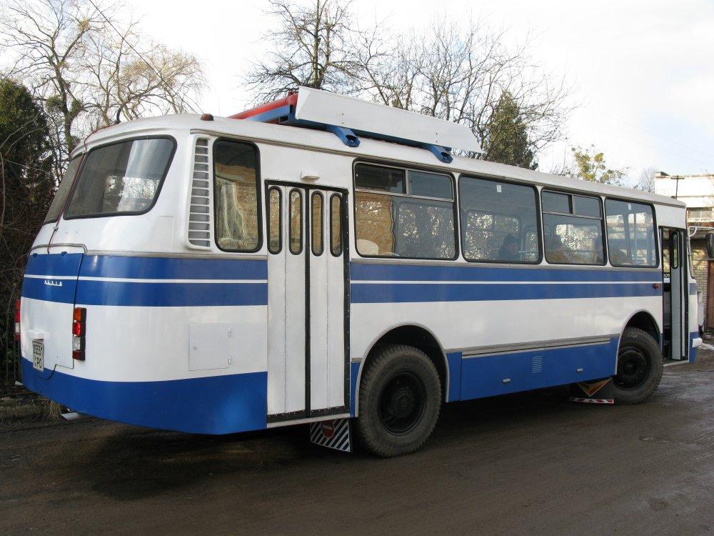 Order Repair of buses (kapitalniya)