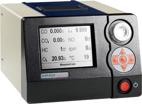 Заказать Измерения выхлопных газов автомобилей