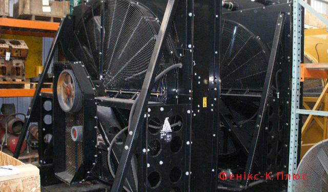 Заказать Изготовление и ремонт охлаждающих модулей