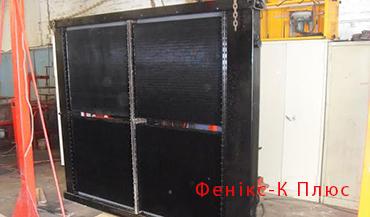 Заказать Производство радиаторов охлаждения для самоходных кранов
