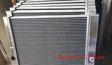 Заказать Производство радиаторов охлаждения для грузовых авто