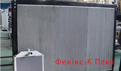 Заказать Производство радиаторов охлаждения для автобусов