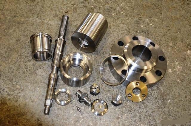 Заказать Механічна обробка металу