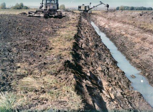 Заказать Осушение и орошение земель