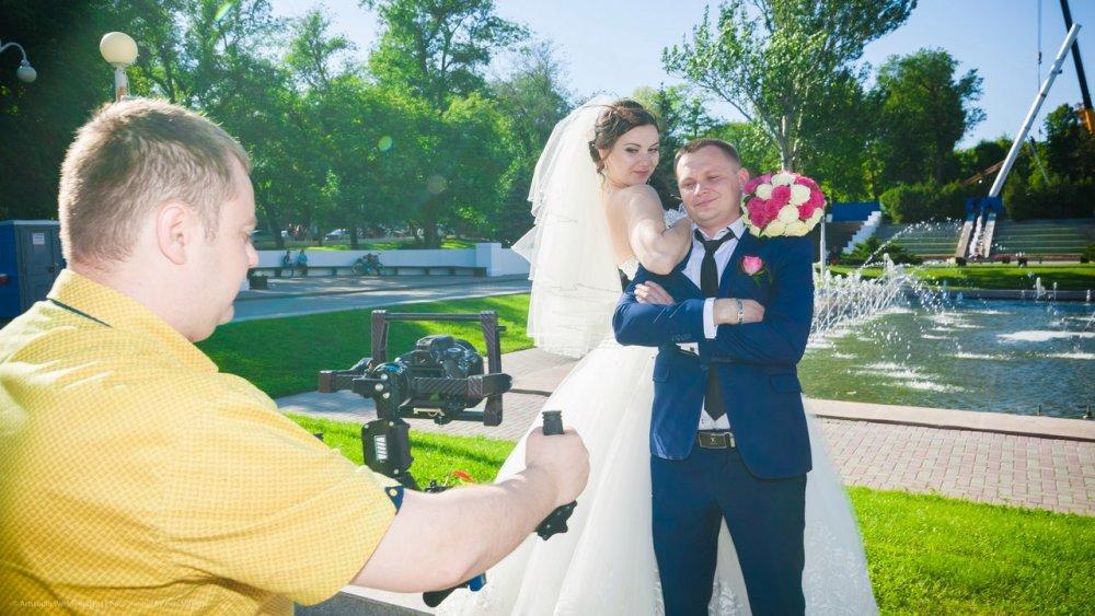 Заказать Видеограф на свадьбу