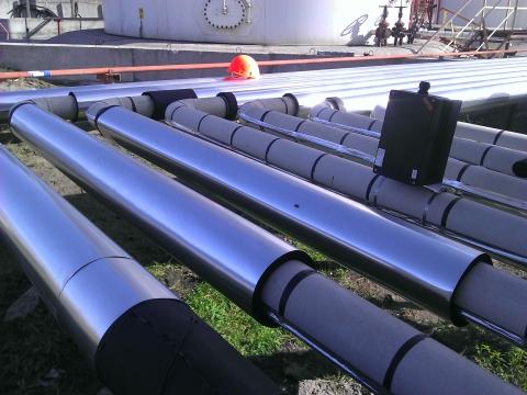 Заказать Проектирование и монтаж систем кабельного обогрева трубопроводов