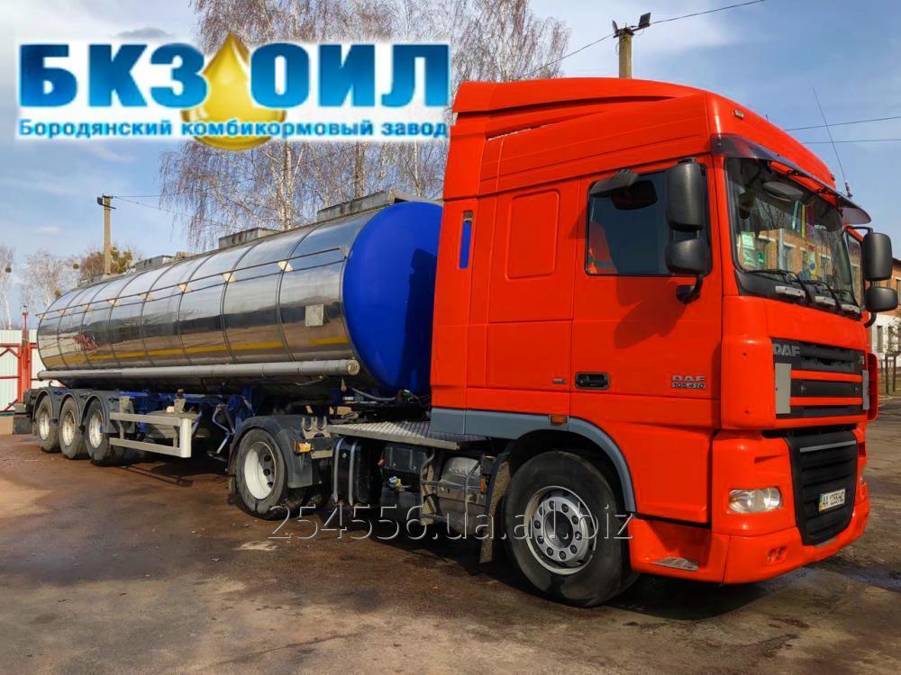 Заказать Услуги масловоза по Украине. Пищевая автоцистерна