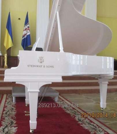 """Заказать Аренда роялей для профессионалов, рояли премиум класса """"Steinway&Sons"""", """"Yamaha"""" и другие."""