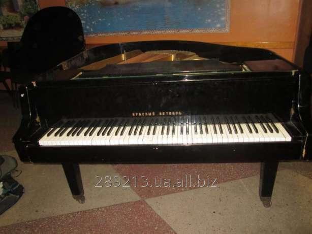 Заказать Если Ваш инструмент пианино или рояль отслужил свое, мы поможем от него избавиться.