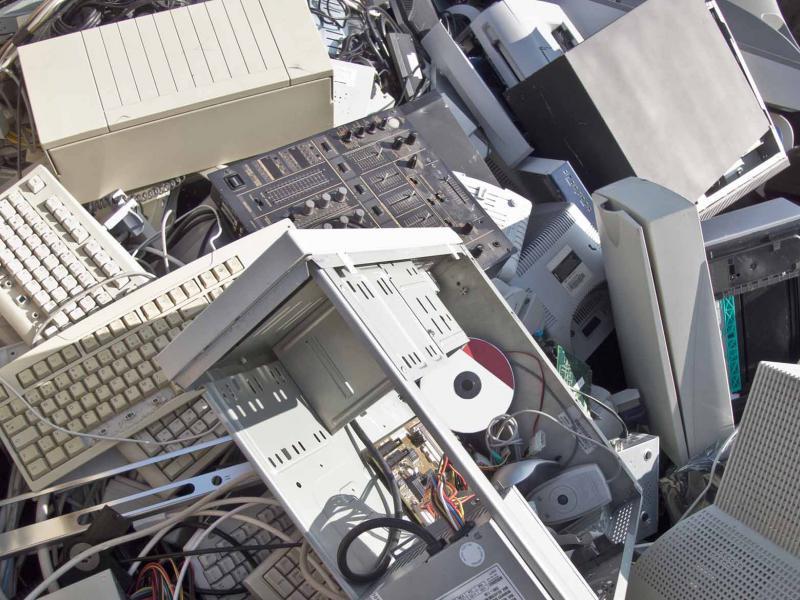 Заказать Скупка и переработка / утилизация компьютерной, бытовой и орг техники, а также бытовых приборов и компьютерных клавиатур.