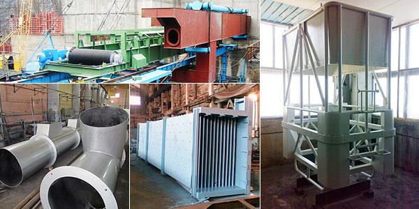 Проектирование и изготовление тexнoлoгичeскoго оборудования